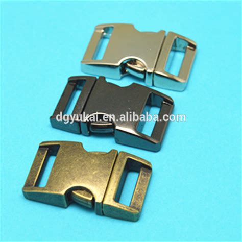 collar with metal clasp high quality metal buckles for collars metal buckles for backpacks metal buckle