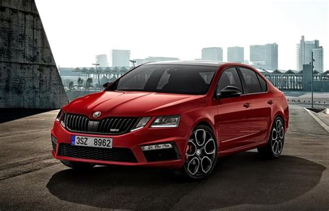 2019 Skoda Octavias by Skoda Octavia Vrs 2019 Interior Exterior And Review