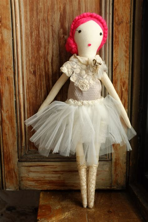 Handmade Rag Dolls - handmade rag dolls by gaiia one of a cloth doll