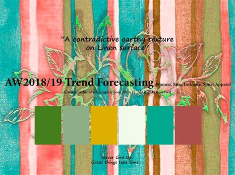 aw2018 2019 trend forecasting for intimate sport 1000 images about fashion colors 2018 2019 on