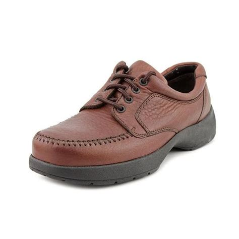 Dexter Comfort Dexter Men S Moscow Leather Casual Shoes Extra Wide