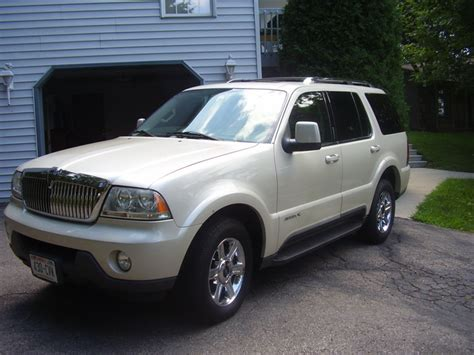 lincoln aviator 2005 lincoln aviator images