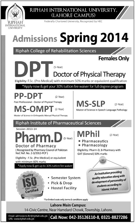 genesis physical therapy ridgeland ms riphah international lahore admission notice