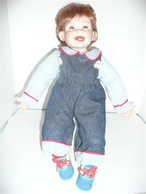 porcelain doll appraiser boy porcelain doll