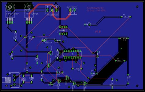 pcb layout jobs in singapore sg3525 pure sinewave inverter circuit