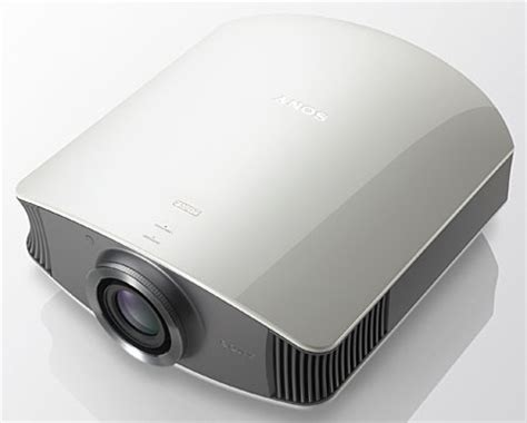 sony vpl vw50 l sony vpl vw50 quot pearl quot projector sxrd projector sound