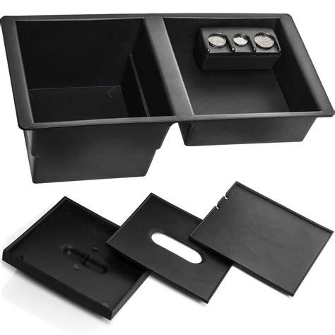 accessori console 14 17 gm center console organizer for oem part 22817343