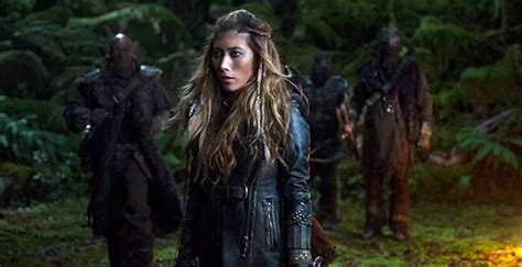 when will season 2 of the the 100 come out on netflix the 100 language creator explains grounder speak