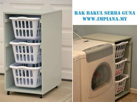 Rak Baju Laundry rak bakul yang serba guna dan memudahkan kerja diy kraf