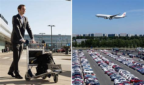 Parking Airport Airport Parking Prices Revealed Most Expensive Costs