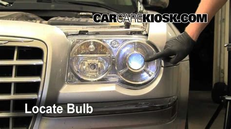 Chrysler 300 Headlight Bulb by 2006 Chrysler 300c Headlight Turn Signal And Tailight