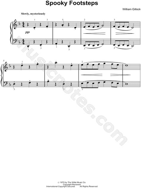 Scary Guitar Chords