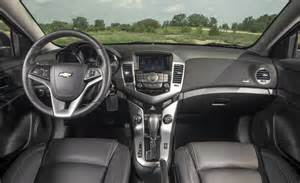 2014 Chevrolet Cruze Interior Car And Driver
