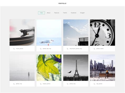 wordpress themes photo portfolio 30 best free portfolio wordpress themes 2018 athemes