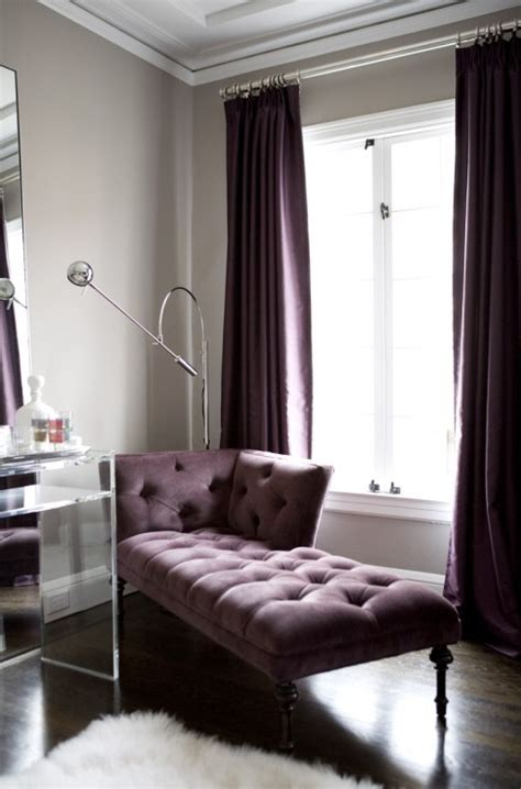 purple and grey bedroom walls spikes sparkles loving lately shades of purple