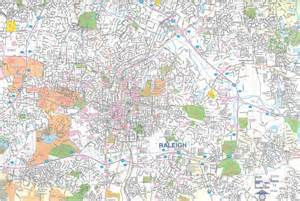 of carolina chapel hill cus map themapstore raleigh durham chapel hill nc map