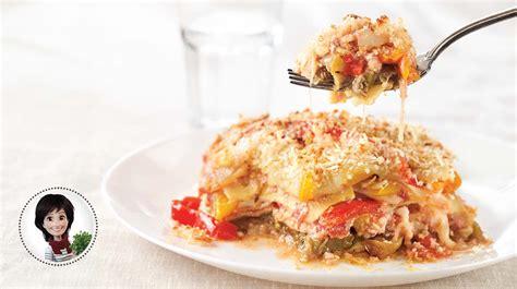 Iga Vegetarian 1 vegetarian lasagna of jos 233 e di stasio iga recipes