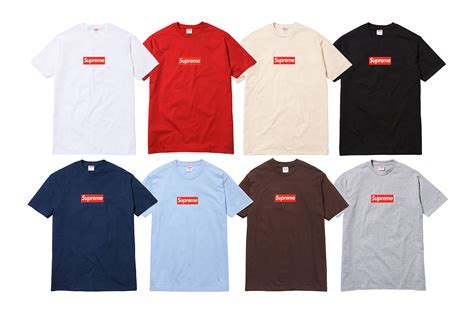 Tshirt Minieset Driver White Original supreme 20th anniversary collection box logo and taxi
