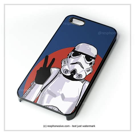 Wars Shirts For Htc One M8 peace sign trooper wars iphone from resphonsive