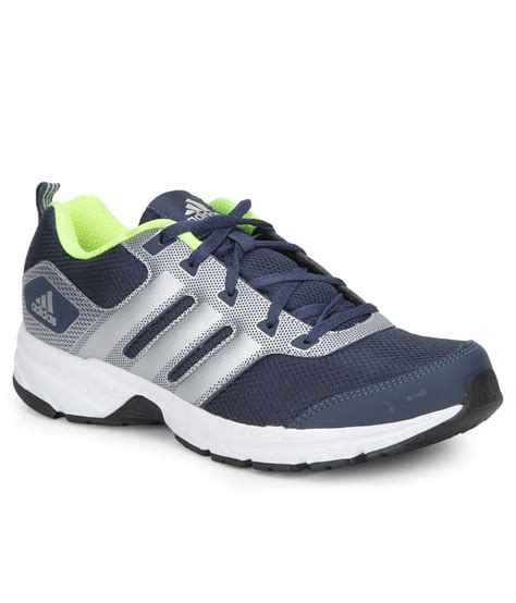 indian sports shoes adidas alcor 1 blue running sports shoes snapdeal price