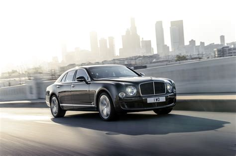 2015 Bentley Mulsanne Speed With Cityscape Photo 16