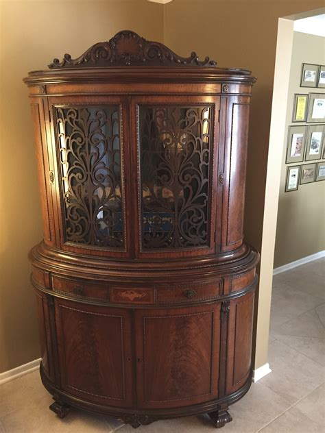 rockford furniture company china cabinet mechanics furniture company rockford il antique hutch