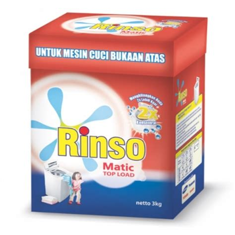 Rinsomatic Detergent Top Load 1kg rinsomatic detergent top load 1kg