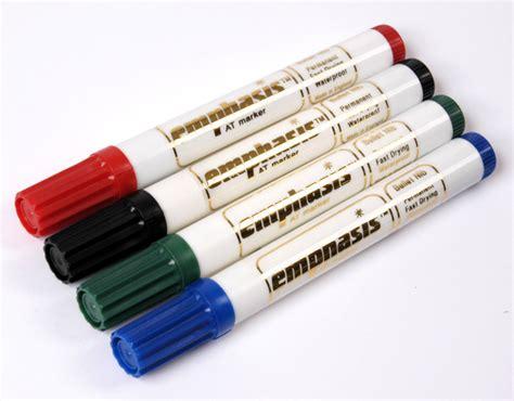 Marker Pen emphasis permanent marker pen bullet tip black at