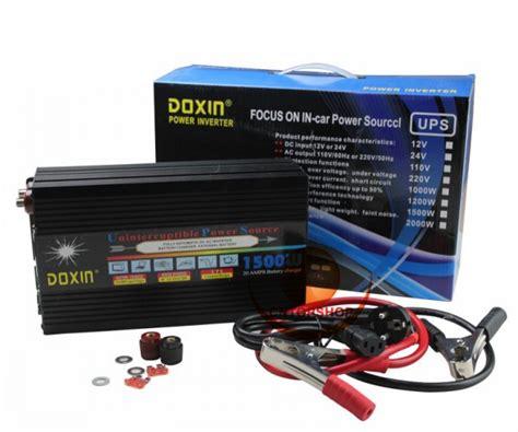 Power Inverter Suoer 1500 Watt inverter sinus 1500w chinaprices net