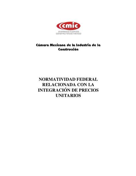 catalogo de costos horarios maquinaria cmic 2014 en catalogo de maquinaria 2009 cmic scjm