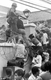 The fall of Saigon as witnessed by COLIN SMITH | Daily