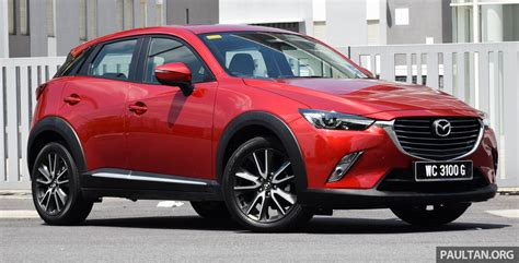 driven mazda cx 3 looking at different priorities image