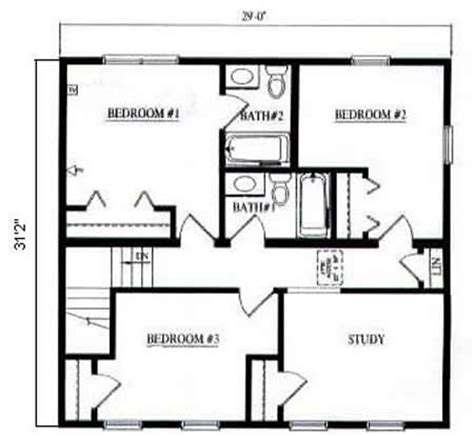 hallmark homes floor plans t180843 1 by hallmark homes two story floorplan