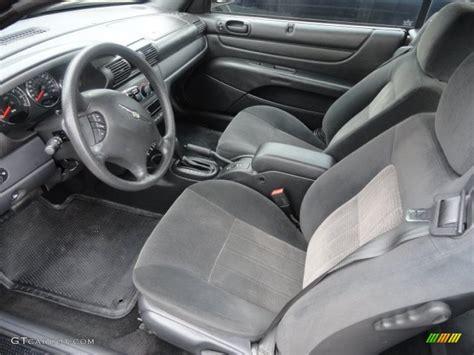 2006 Chrysler Sebring Interior by 2006 Chrysler Sebring Convertible Interior Photos