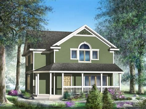 small country home plan 026h 0040 find unique house plans home plans and