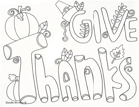 Thanksgiving Coloring Sheet by Thanksgiving Coloring Pages