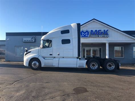 2020 Volvo Truck by 2020 Volvo Vnl760 Tandem Axle Sleeper For Sale 290050