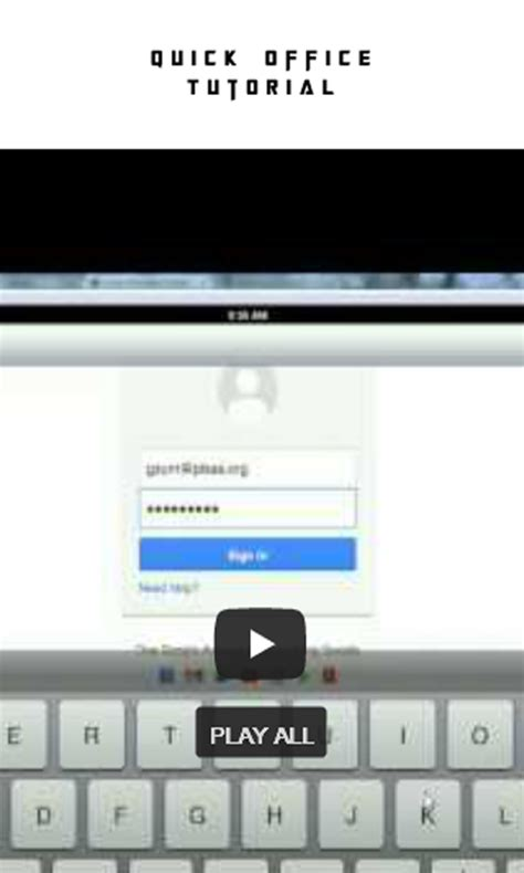Tutorial Quickoffice Android | quickoffice tutorial free android app android freeware