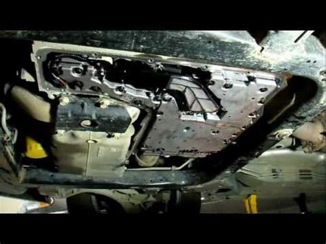 Cadillac Cts Transmission Fluid How To Change Service Transmission Fluid Cadillac Cts