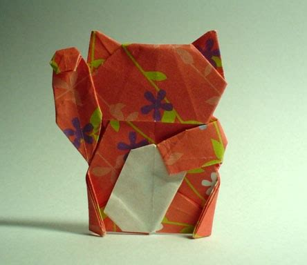 Neko Cat Origami - neko cat origami www pixshark images galleries