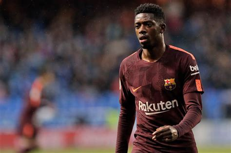 ousmane dembele odds liverpool news real madrid plan mohamed salah deal to