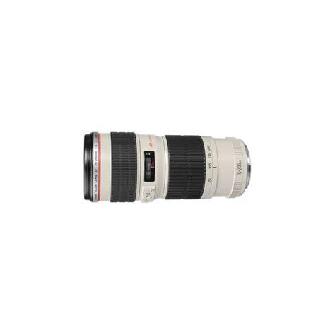 Lensa Canon 70 200mm F 4l canon ef 70 200mm f 4l usm telephoto zoom lens 2578a002