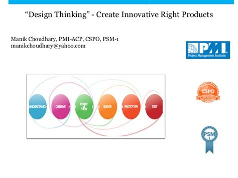 design thinking slideshare design thinking
