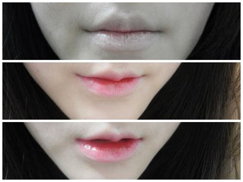 tutorial pakai lipstik ala korea makeup beauty video cara pakai lip tint ala korea