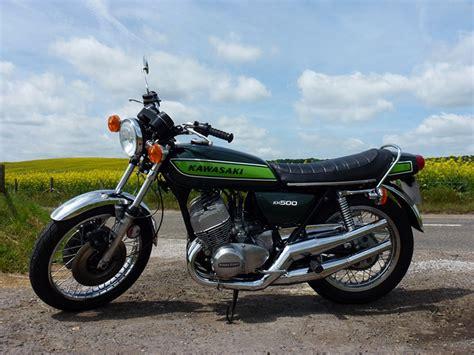 Kawasaki 2 Zylinder Motorrad by 5 Cylinder Kawasaki 2 Stroke By Allen Millyard Bikebound