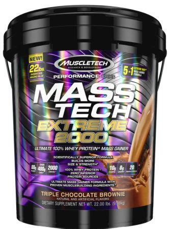 best lean mass gainer mass gainer
