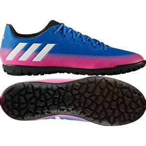 adidas 17 3 tf messi 2017 turf soccer shoes blue pink white youth ebay