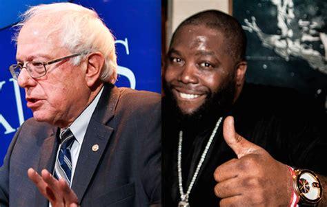 killer mike bernie sanders killer mike just endorsed bernie sanders for president