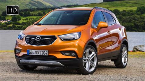 opel orange 2016 opel mokka x orange exterior interior design