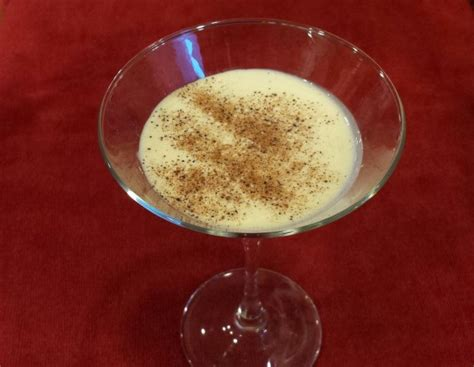 eggnog martini recipe eggnog martini recipe food com